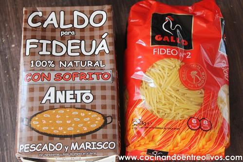 Fideua y degustabox www.cocinandoentreolivos (5)