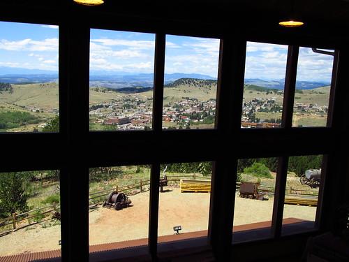 history window museum colorado view roadtrip smalltown miningtown cripplecreek coloradorockies cripplecreekheritagecenter