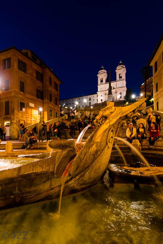 Spanish Step, Rome