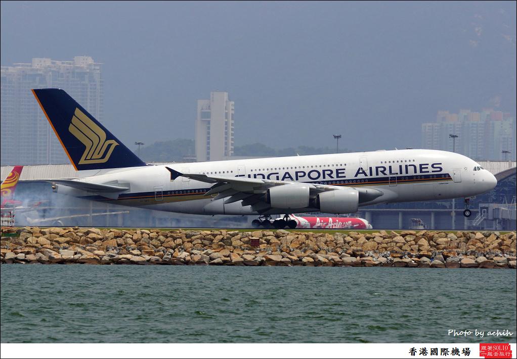 Singapore Airlines 9V-SKT-001
