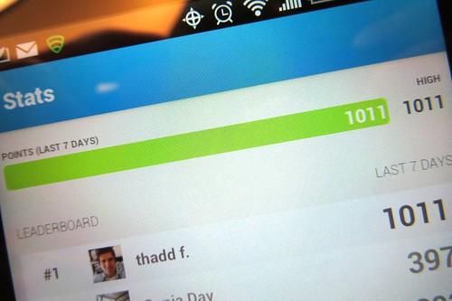 My Foursquare