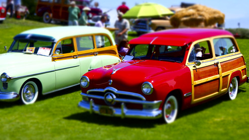 Green and Red Beauties by Damian Gadal