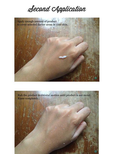 KB Dermafirm Vitamin C Peeling Gel Skin Whitening Results