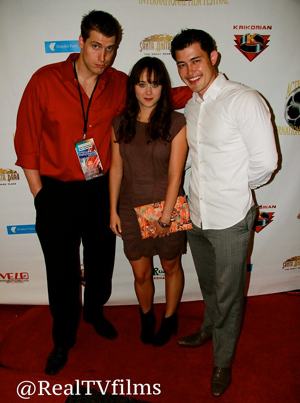John Gearries , Tanya Zoeller, Christopher Sean, Twiharder