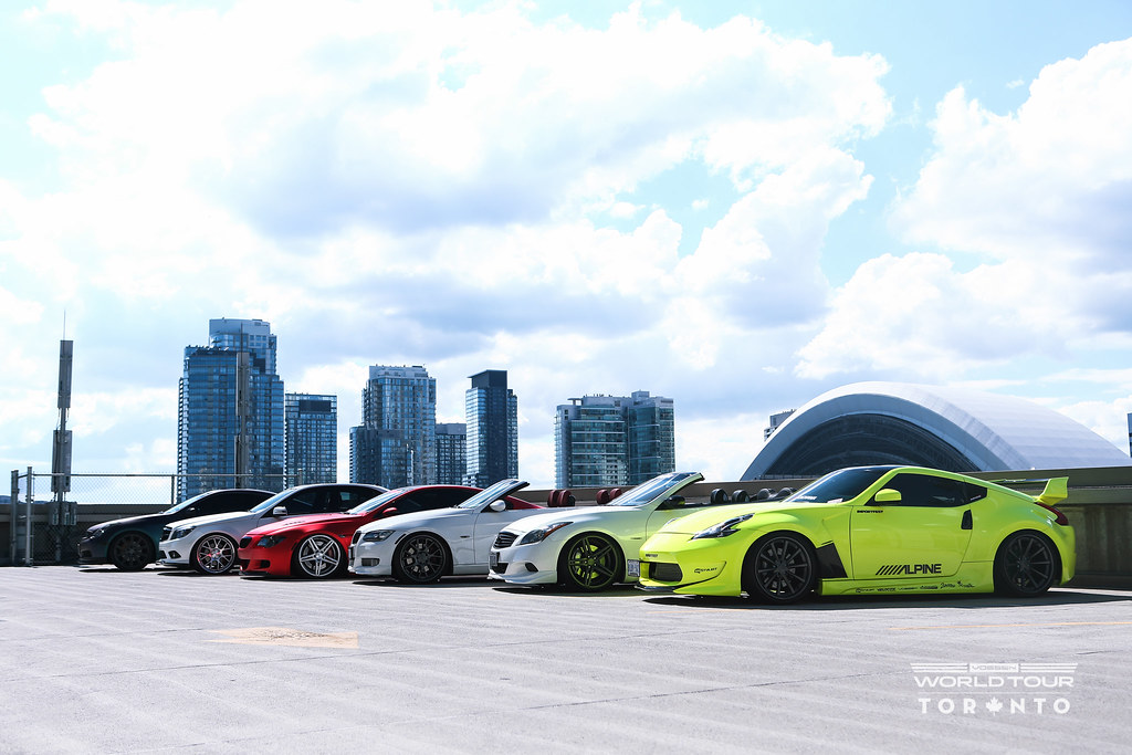 "Twin Falls Nissan Vossen World Tour: Part 2 | Toronto, Canada - ""The Takeover"""