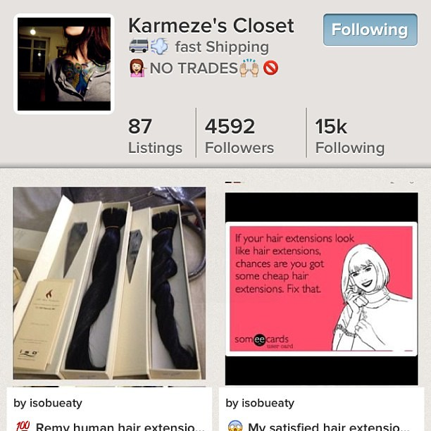 Shop this closet on @poshmark - free iPhone App  $5 Credit