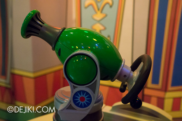 Toy Story Mania - on-ride photos
