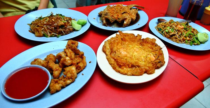 Seafood-noodle-Bali