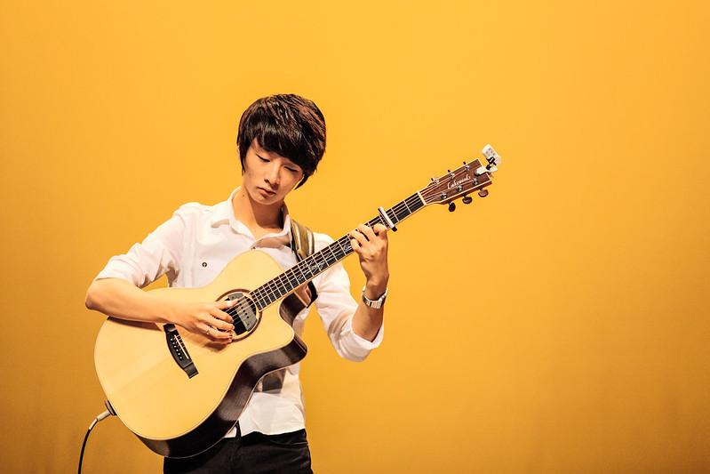 Sungha Jung.