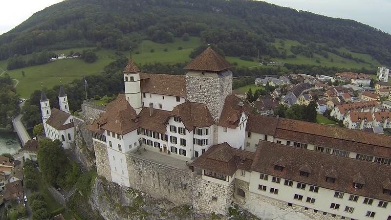 Château d'Aarbourg