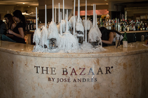 The Bazaar by José Andrés South Beach. photo credit: Joan Nova, Foodalogue.com