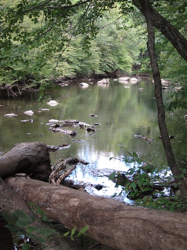 Eno River, September