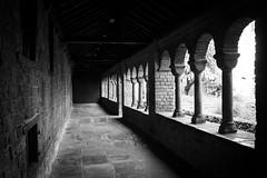 Walking the monastery