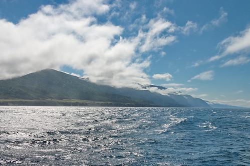 【写真】2013 : 知床半島遊覧船-往路2/2020-09-01/PICT2292