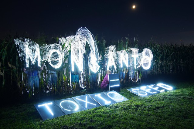 Monsanto = Toxic Seed
