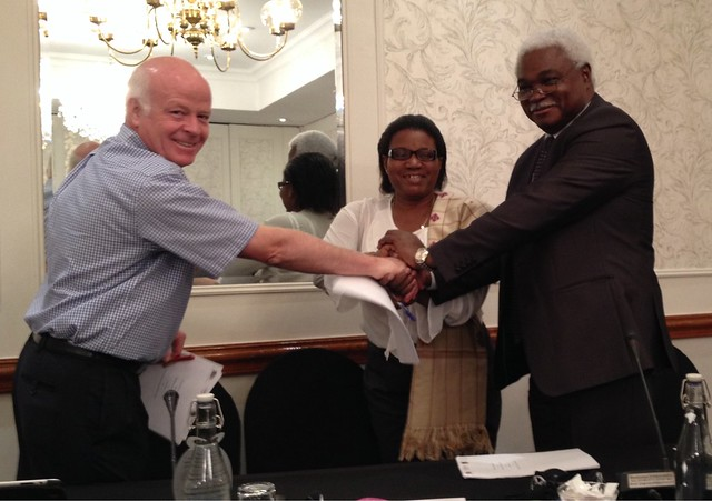 SDI Signs MoU with Cities Alliance & UCLGA