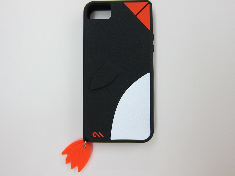 Case-Mate's Waddler Penguin Case for iPhone 5/5s - Back View