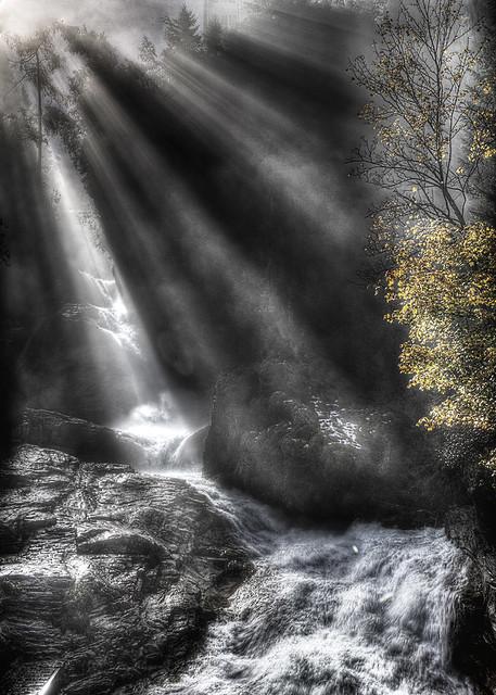Waterfall II - Bad Gastein