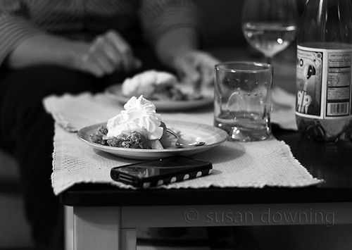 Room for Dessert BW 54/365