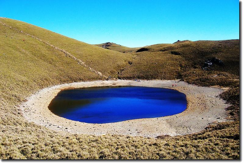 嘉明湖(Elev. 3310m) 5