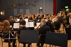 Lilla Brassbandfestivalen 2013 - Hans Nordström leder Junior-SYBB
