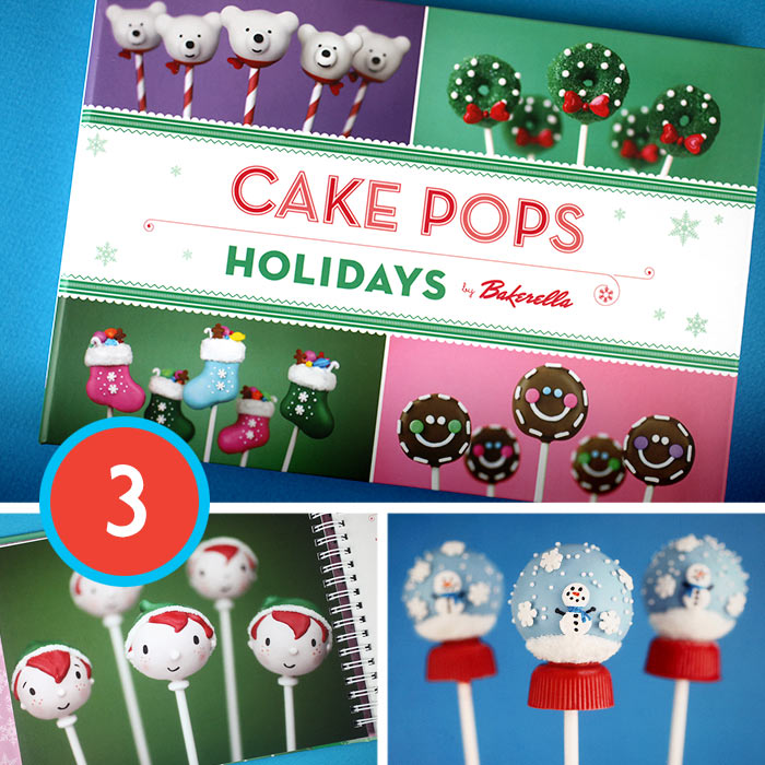 Cake Pops Holidays by Bakerella