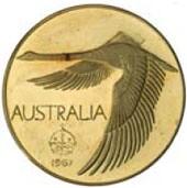 Australia fantasy Goose dollar