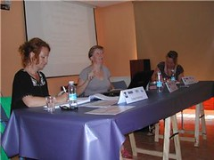 Oñati Conference 10 - 12 July 2013 (Spain) Local action Coordinator Barbara Biglia presents the Gap work project