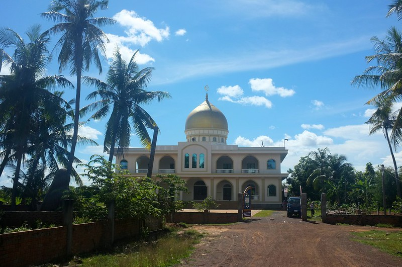 Kampong Thom - Mosque