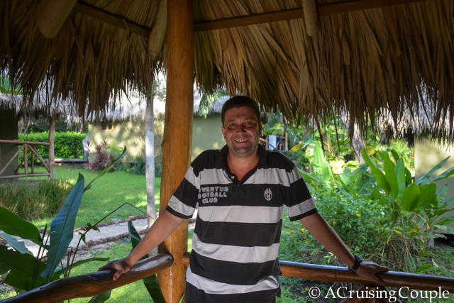 Sol Y Luna Lodge Owner