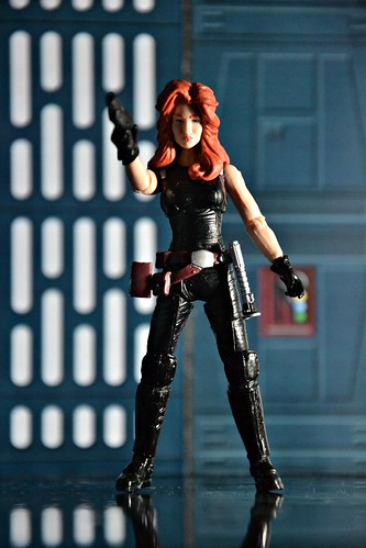"3.75"" The Black Series Wave 2 Mara Jade"