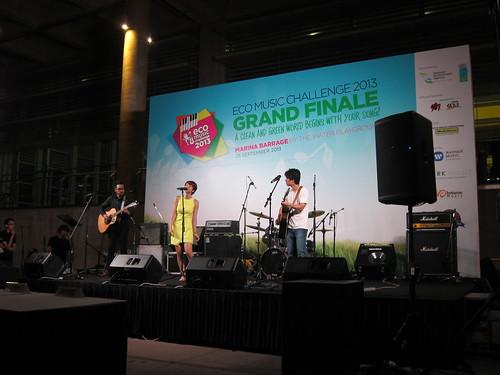 Eco music Challenge 2013