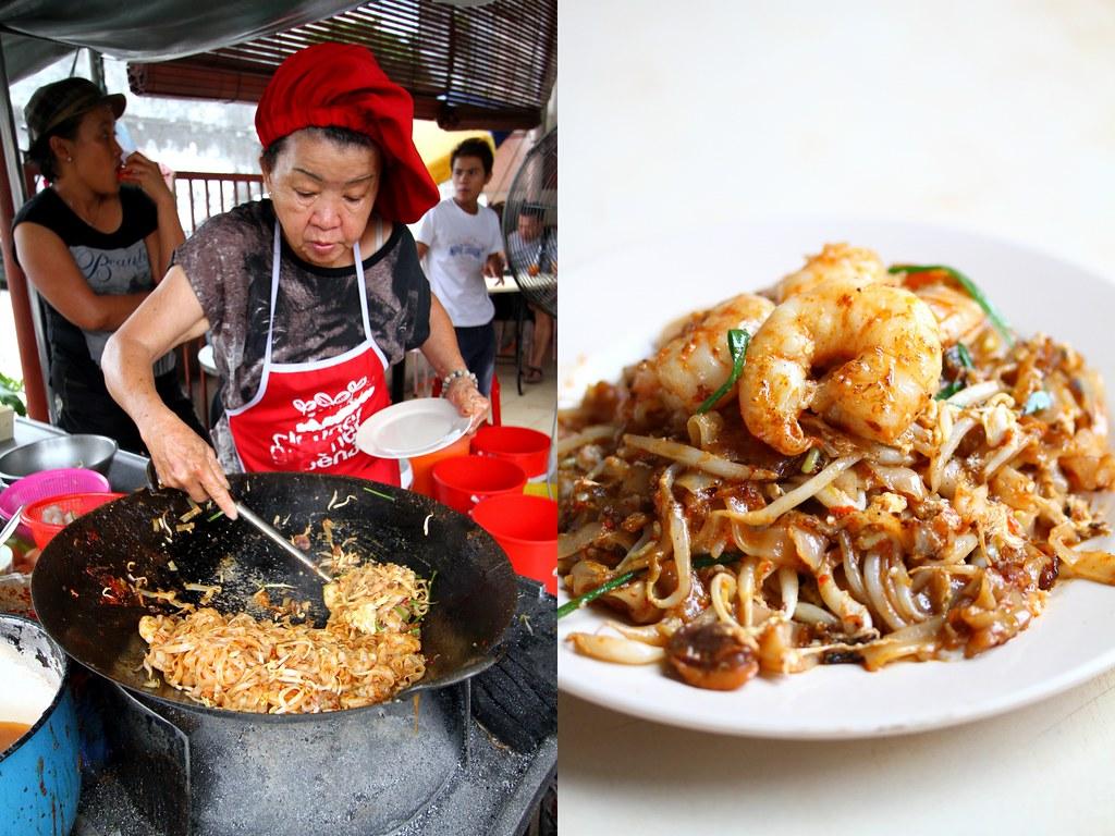 Penang Food Guide: Char Kway Teow @ Lorong Selamat