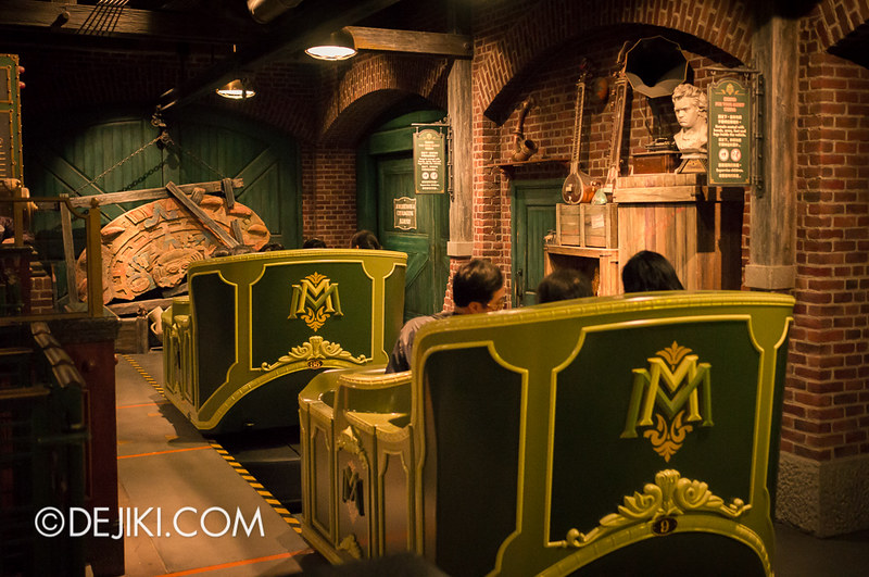 Mystic Manor - Loading Area 5