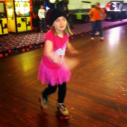 Skater chick. #verylasttime #skatingday #homeschoolers #florencerichlandhomeschoolgroup