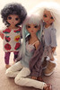 Matilda, Pixie & Hazel by Lucy-Loves?
