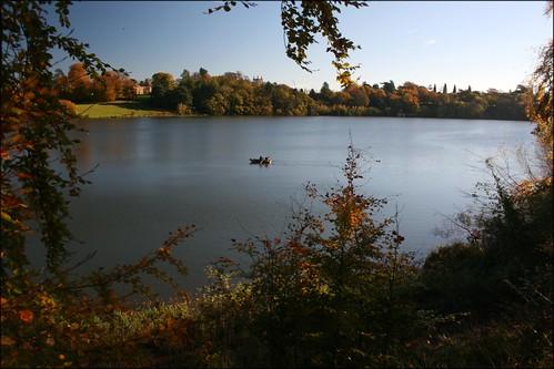 Bleinheim Palace Lake