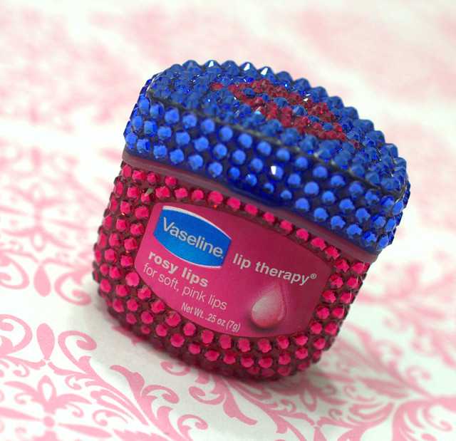 Vaseline Lip Therapy Rosy Lips - Blinged Out!