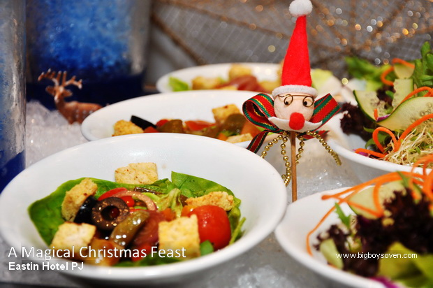 A Magical Christmas Feast Eastin Hotel 3