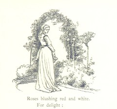 "British Library digitised image from page 111 of ""Sing-Song. A nursery rhyme book. ... With ... illustrations by A. Hughes, etc"""