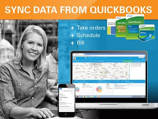 Service Manager Plus - SYNC Data from Quickbooks