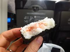 sushi, food, dish, cuisine, asian food, onigiri,
