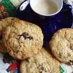 Kirsch-Schokolade-Kekse