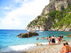 Capri Beach by shaire productions