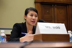 Ms. Jaimie Woo, Tax and Budget Associate at the U.S. Public Interest Research Group