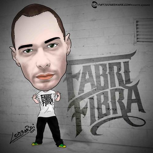 Fabri Fibra by Giuseppe Lombardi