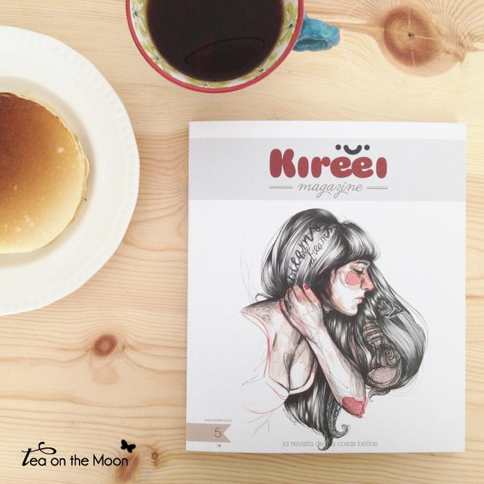 kireei magazine 55
