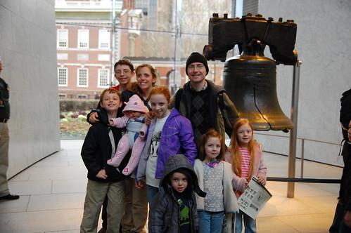 Dec 30 2013 Liberty Bell Ereksons