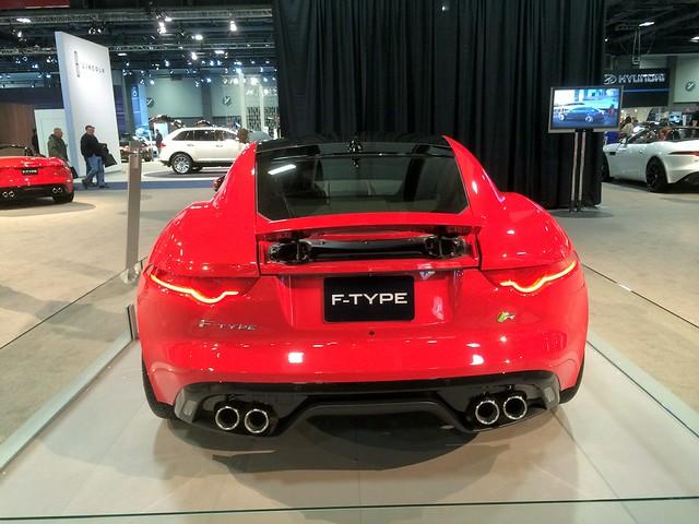 Rear Ftype