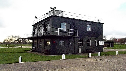 East Kirkby Control Tower